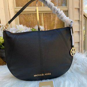 NWT Michael Kors Black Crossbody/Shoulder Bag